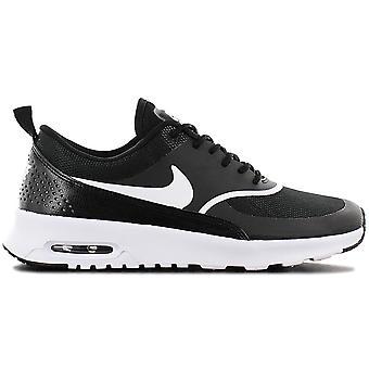 Nike Air Max Thea - Damskor Svart Vit 599409-028 Sneakers Sportskor