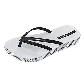 Ipanema Bossa Soft 21 Womens Beach Flip Flops / Sandaler - Svart