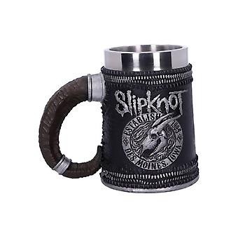 Slipknot Flaming Goat Collectable Tankard