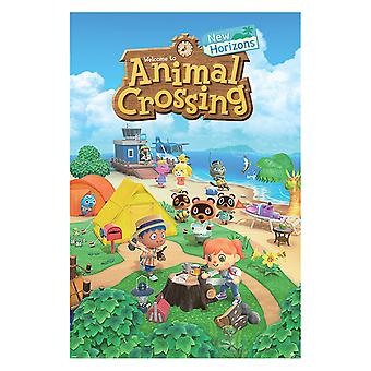 Animal Crossing, Maxi Poster - New Horizons