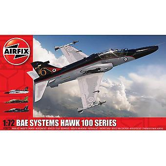 Airfix A03073A BAE Hawk 100 séria lietadiel 1:72 Stupnice