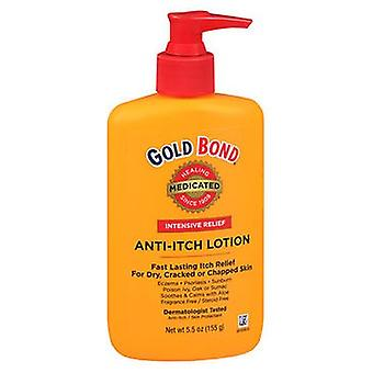 Gold Bond Anti-Itch Lotion, 5.5 Oz