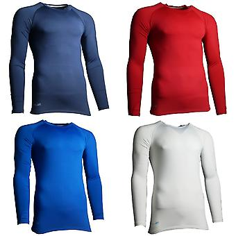 Precision Childrens/Kids Essential Baselayer Long-Sleeved Sports Shirt