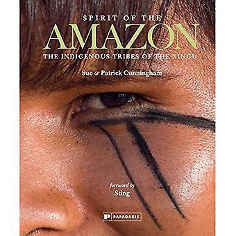 SPIRIT OF THE AMAZON