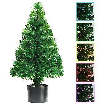 Artificial Christmas tree glass fiber 64 cm green