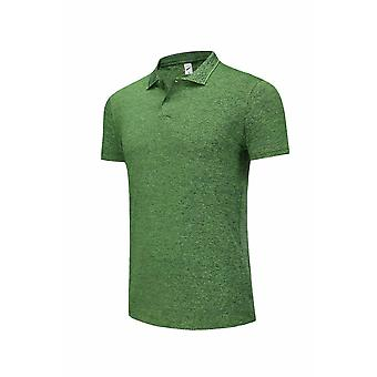 Green Training T-shirt Polo