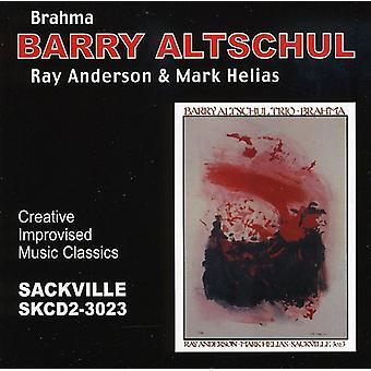 Barry Altschul - Brahma [CD] USA import