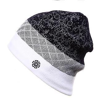 Talvihiihto ja lumilauta neulotut lippikset/hatut/pavut/nainen