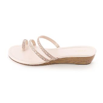 Tyyli & Co naisten Kemikaali_ali avoimen rento dian sandaalit