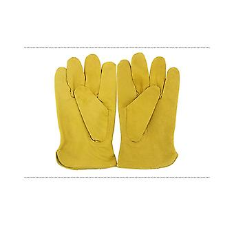 Gardening Work Gloves, Drivers, Factory Carrying Cape Sheepskin Glove