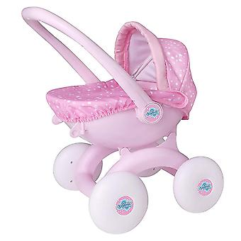Hti toys dream creations 4-in-1 my first pram