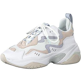 Pastellkam platta skor