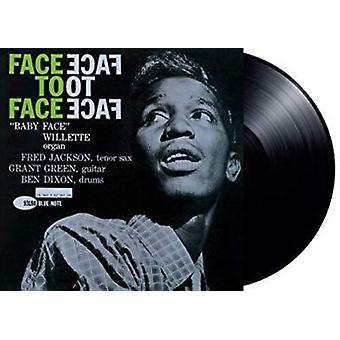 Baby Face Willette - Face To Face [Vinyl] USA import