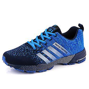 Men's y women's zapatillas antideslizantes Azul