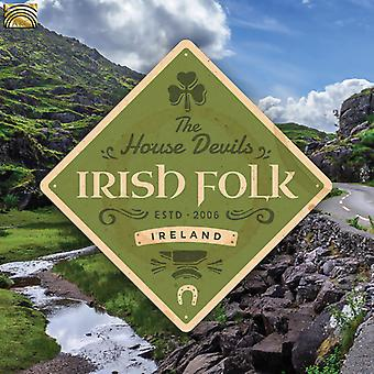 Irish Folk [CD] VS import