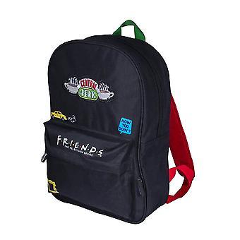 Friends Central Perk Premium Black Backpack