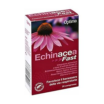 Echinacea Fast 20 tablets