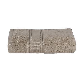 Asciugamano Viso Colore Beige in Cotone, L60xP100 cm