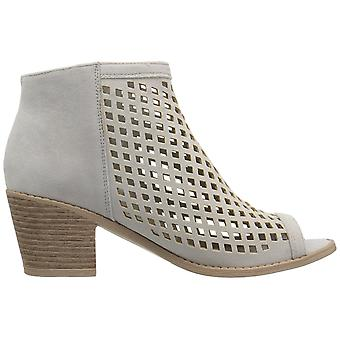 Journee Collection Womens Pixie Peep Toe Ankle Fashion Boots