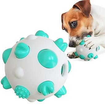Pets Rolling Ball Toy Rubber Training Nipple Rolling Ball