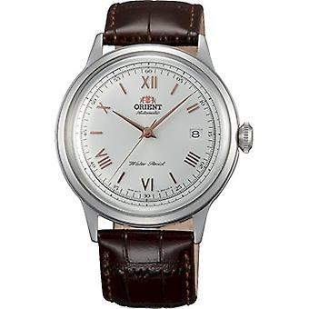 أورينت - ساعة اليد - أوتوماتيكي - حزام جلدي - 40.5 مم AC00008W