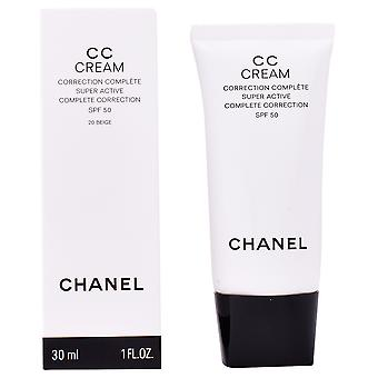 Chanel CC Crème Spf 50 20 Beige 30 ml