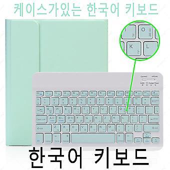 Ipad 10.2 toetsenbordhoes met potloodhouder