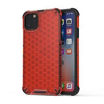 Amzer Honeycomb Slimgrip Hybrid Bumper Case For Iphone 11