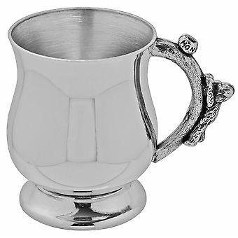 Georgian Child's Cup Teddy Handle