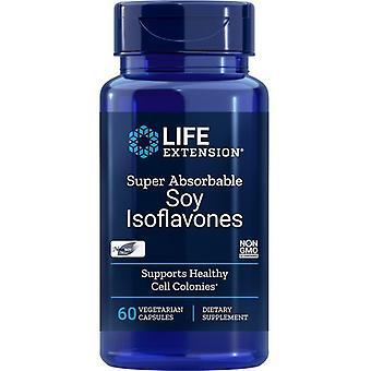 Life Extension Soja Isoflavones Super absorbierbare Vegicaps 60