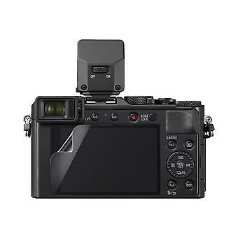 Celicious Matte Anti-Glare Screen Protector Film Kompatibel med Panasonic Lumix DC-LX100 II [Pakke med 2]