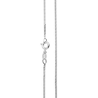 INCOLLECTIONS - Chain Model Barbazzale, Sterling Silver 925, Woman, Width: 1.3 mm/Length: 45 cm