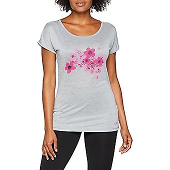 CMP - Women's T-shirt, Women's T-shirt, M Grey,, M
