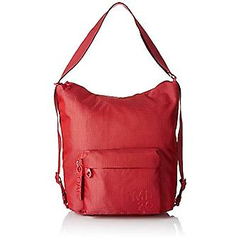 Mandarin Duck Md20, Crossbody Bag Dames, Rood (Flame Scarlet), 10x21x28.5