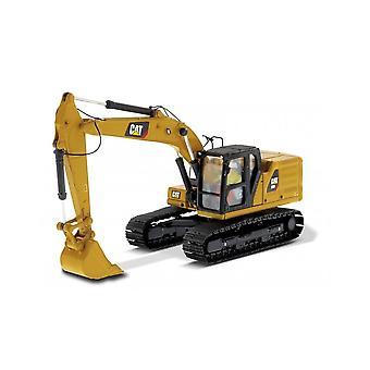 CAT 320 Hydraulic Excavator Diecast Model Excavator