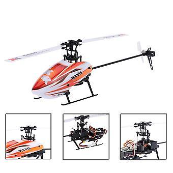 Bezkufový 3d-systémový Rc vrtuľník