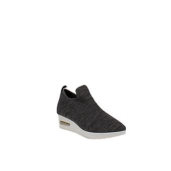 DKNY | Angie Wedges Two Tone Knit Sneakers