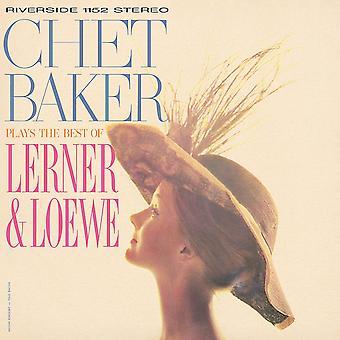 Chet Baker - Plays The Best Of Lerner & Loewe Vinyl