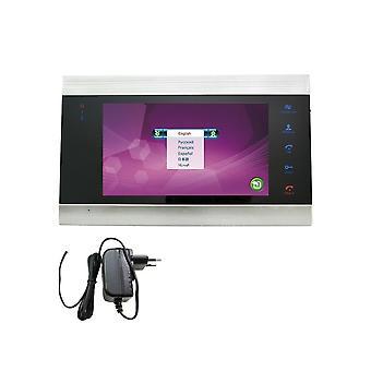 Sonerie video & Telefon Interfon 7 Inch Monitor Hd Night Vision Metal