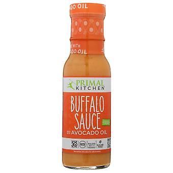 Primal Kitchen Sauce Buffalo, Case of 6 X 8.5 Oz