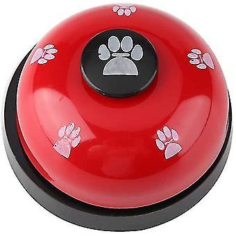 Pet Bells de formare, Dog Bells pentru olita de formare și dispozitiv de comunicare ... (Alb)