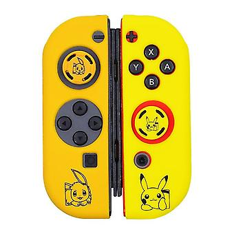 Controller Cover Silicone Skin Protector Anti-slip For Switch Pro