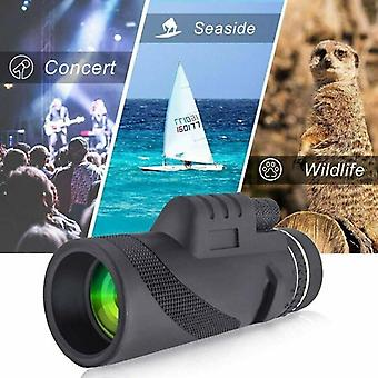 HD Monocular Telescope Portable Camera Zoom 40X60 Starscope Hiking Hunting Full