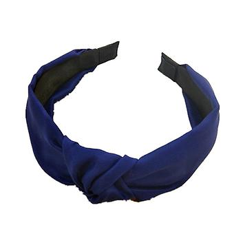 3PCS  Solid Colors Hair Knotted Hair Band for Women Headbands Girl Satin Hairbands Headwear Hair