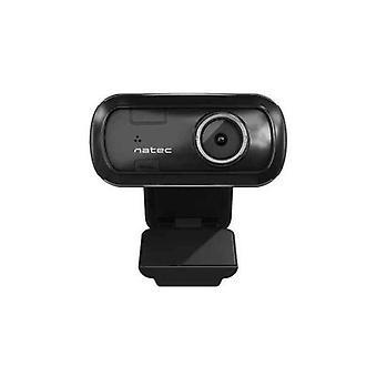 Webcam Genesis LORI FHD 1080P Black