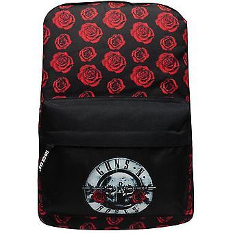 البنادق 'ن' الورود الحمراء (حقيبة ظهر كلاسيكية)