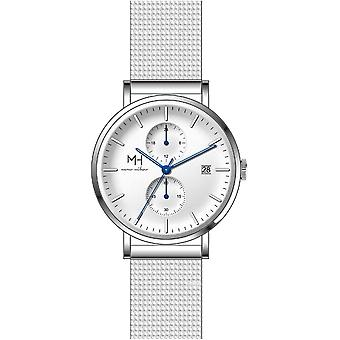 Marco Milano Silver Stainless Steel MH99240G1 Men's Watch