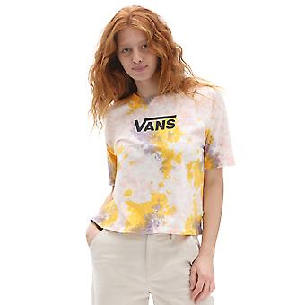 Vans Women's Interrupt T-Shirt Relaxed Boxy Fit