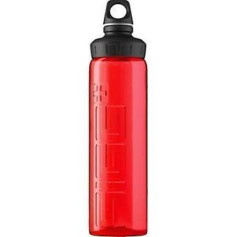 Sigg Viva Red 0.75L Polypropylene Drinking Bottle - 8469.3