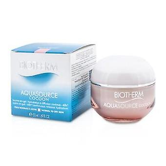 Biotherm Aquasource Cocoon Balm-in-gel 48h Continuous Release Hydration (normal To Dry Skin) - 50ml/1.69oz